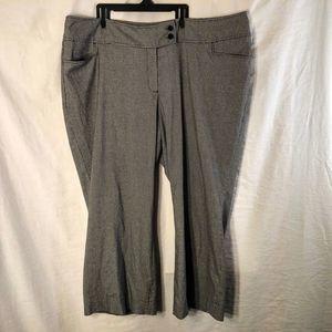 Lane Bryant Plus Size 28 Pants Sparkly 780